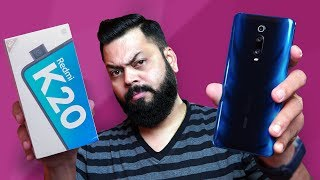 Redmi K20 Unboxing & Hands On of Indian Retail Unit ⚡ Kya Lagta Hai??
