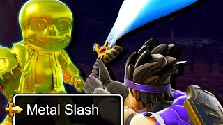 Can METAL SLASH Beat GOLD? -- Pointless Smash Ultimate Facts