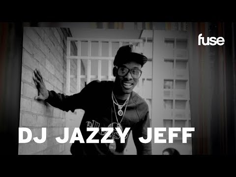 DJ Jazzy Jeff's Vinyl Collection - Crate Diggers - YouTube