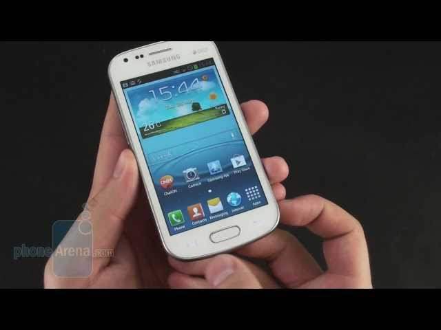 samsung galaxy s duos android smartphone smartphone. Black Bedroom Furniture Sets. Home Design Ideas