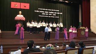 TP Hồ Chí Minh tuyên dương học sinh giỏi năm học 2017 - 2018
