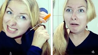 FUNNIEST HAIRCUT AND BEAUTY FAILS