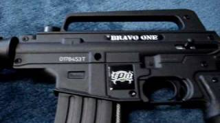 "Комплект Tippmann Bravo One Elite ""Тактик"""