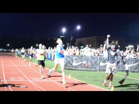 Nike Festival of Miles 2015 Finish Video