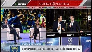 ESPN: Sobre Paolo Guerrero: