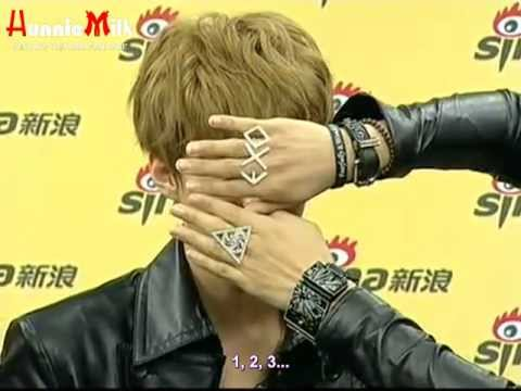 [Vietsub] 120917 Sina Live chat - EXO-K Sehun cut.