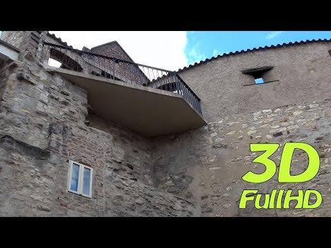 [3D] Dalibor Tower, Prague Castle, Czech Republic / Daliborka, Praha, Česko / Wieża Dalibora, Praga