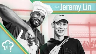 Testing Jeremy Lin's sense of smell | How Hungry Are You?