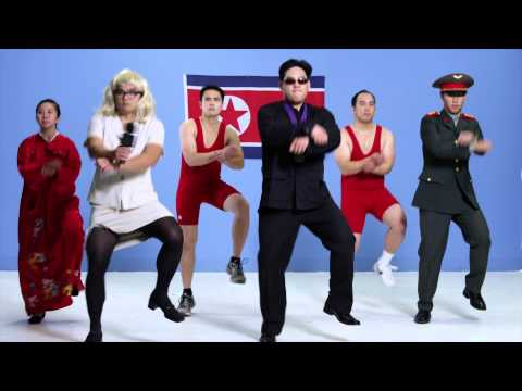 NBC Olympic Style - PSY Gangnam Style Parody