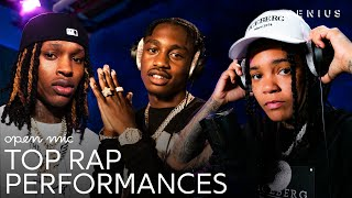 The Top Rap Performances | Open Mic