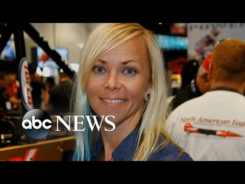 Famed driver Jessi Combs killed trying set new land record l ABC News