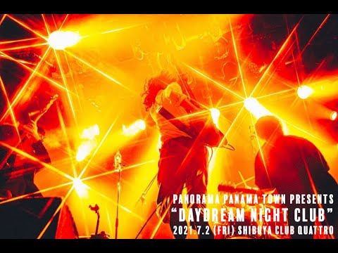 Panorama Panama Town 「月の裏側」 /「ロールプレイング」(Live at