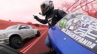 Stupid, Crazy & Angry People Vs Bikers 2018 [Ep.#256]