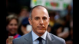 Matt Lauer apologizes, says he's 'soul searching' after 'Today' show firing