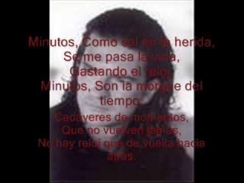 Minutos Ricardo Arjona