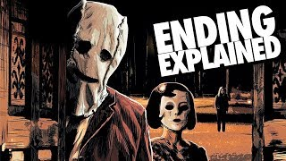 THE STRANGERS (2008) Ending + Real Life Origin Explained
