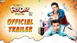 Official Trailer: FRYDAY | Govinda | Varun Sharma | Abhishek Dogra | 12th October