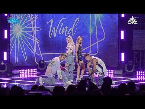 [예능연구소 직캠] 카드 Ride On The Wind @쇼!음악중심_20180804 Ride On The Wind KARD in 4K