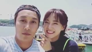 Kim sejeong and byung man selca