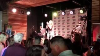 Danielle Bradbery's performance of