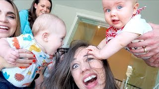 BABY'S FIRST PLAY DATE! *ADORABLE*
