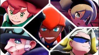 Pokémon Sword & Shield : All Gym Leader Battles (HQ)