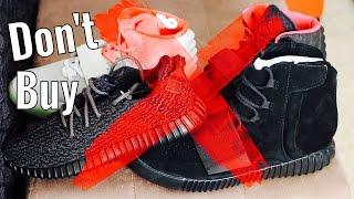Don't Buy Yeezy Boost!!