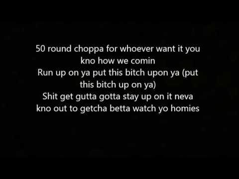 NBA Youngboy - I Ain't Hiding Lyrics