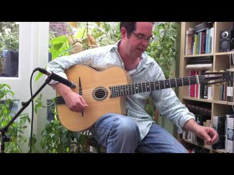 G major turnaround exercise: Gypsy Jazz Guitar Lesson with tab