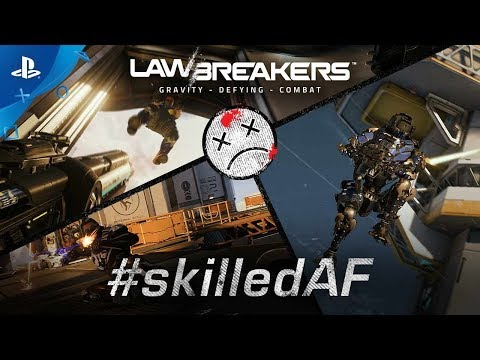 LawBreakers Trailer