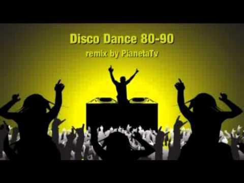 Disco Dance Remix 80-90 vol.1 by PianetaTv