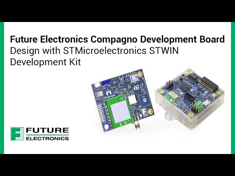 Future Electronics & STMicroelectronics Compagno Development Board - Design, Prototyping & Testing