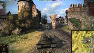 World of Tanks Объект 430 Вариант II впечатления от танка, запись боев без отбора лучших