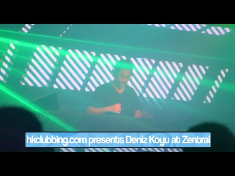 hkclubbing.com Presents Deniz Koyu at Zentral