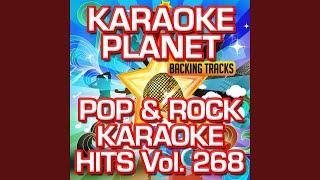 Slave to the Vibe (Karaoke Version) (Originally Performed By Aftershock)