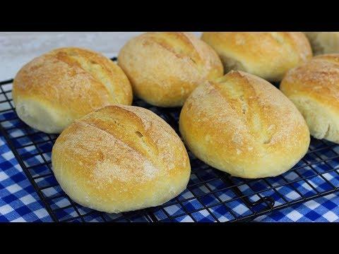 Sonntagsbrötchen - Brötchen wie beim Bäcker I 1 Brötchen nur 3-4 Cent