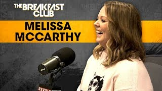 Melissa McCarthy On Her Comedy Come Up, Sexism In Hollywood And Her New Movie 'Life Of The Party'