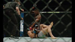 TOP 10 Finalizaciones UFC Fight Island