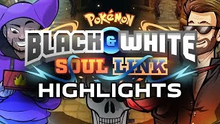 TheKingNappy and ShadyPenguinn's Pokemon Black and White Randomized Soul Link Highlights
