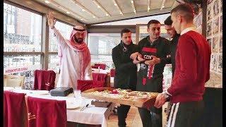 مليونير عربي يعمل مقلب في الطباخ التركي بوراك لشراء مطعمه بالقوة شاهد رد فعل بوراك