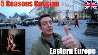 5 reasons to learn Russian and not rely on English for Eastern Europe | How to travel better