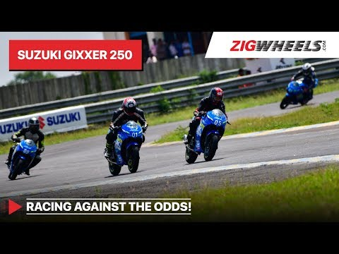 Suzuki Gixxer SF 250 Endurance race Ft. Fat & Furious   MotuGP