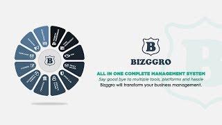 How to configure company setting Using Bizggro