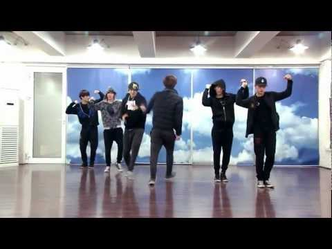 Exo-K History dance [100% speed, mirror, HD]