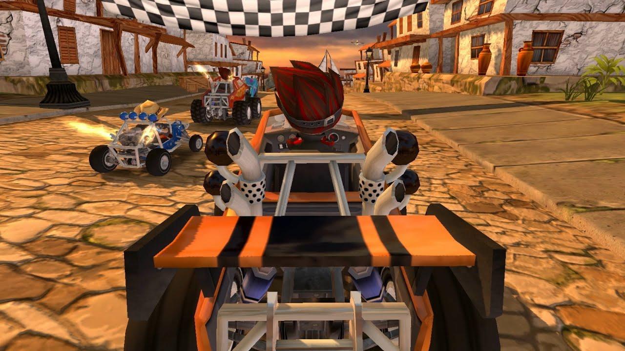 Играй Beach Buggy Racing На ПК 2
