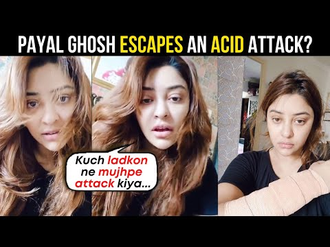 Acid attack on Jr NTR starrer Oosaravelli heroine in Mumbai, shares video