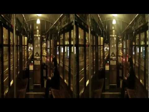 F Market Street Car at Night (YT3D:enable=True)