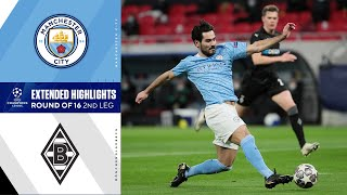 Manchester City vs. Mönchengladbach: Extended Highlights | UCL on CBS Sports