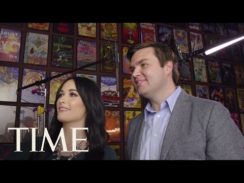 Kacey Musgraves And JD Vance: Small Towns, Big Success | The Influencers | TIME