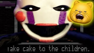 DOUBLE JUMPSCARE!! | Five Nights At Freddy's 2 (FNAF 2)